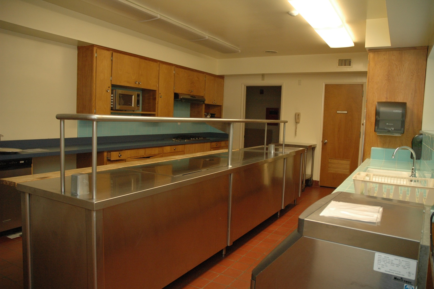 Madonna Hall Kitchen