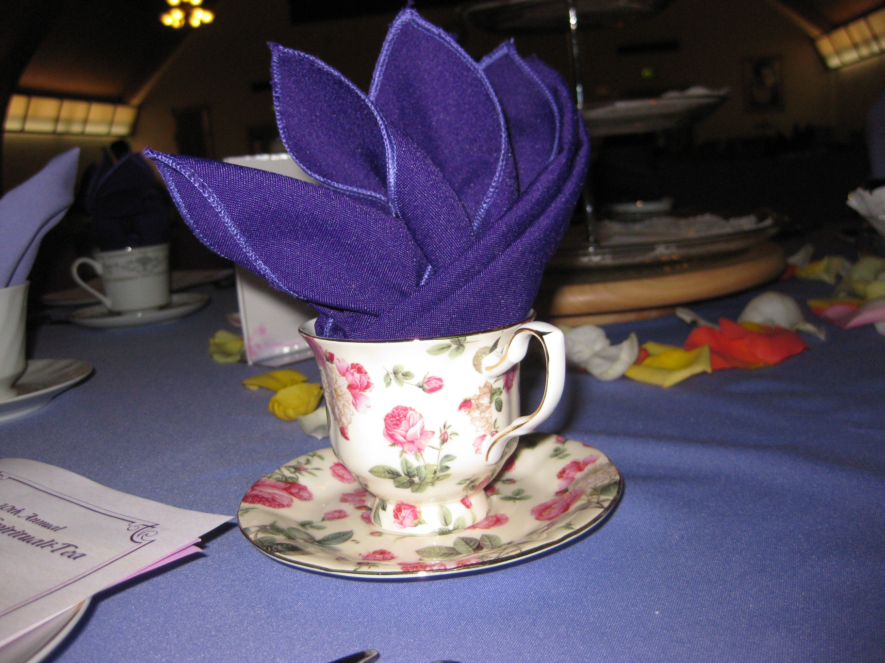 Our Lady's Luncheon Tea