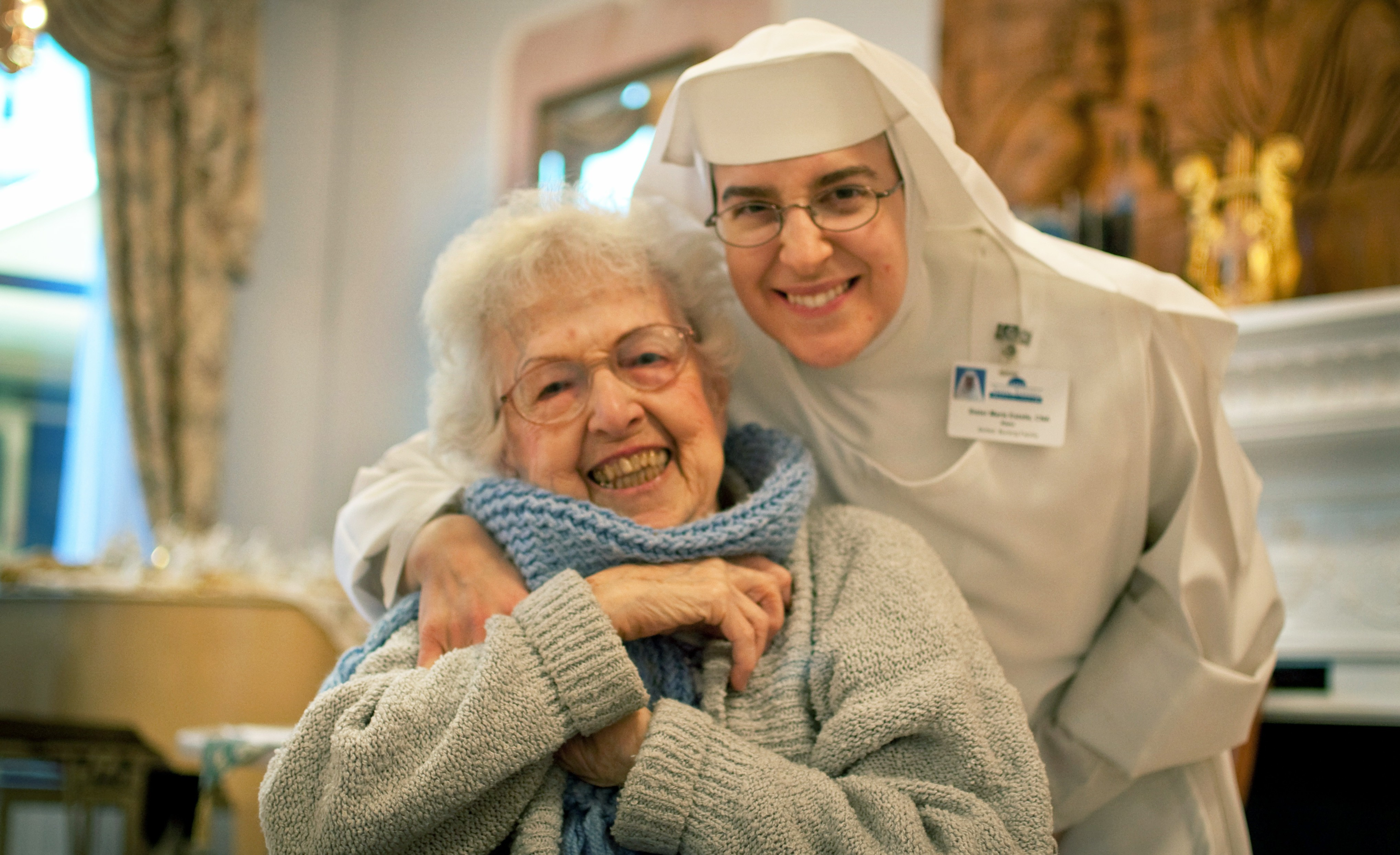 Carmelites with Resident