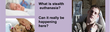 Stealth Euthanasia Symposium | November 23rd