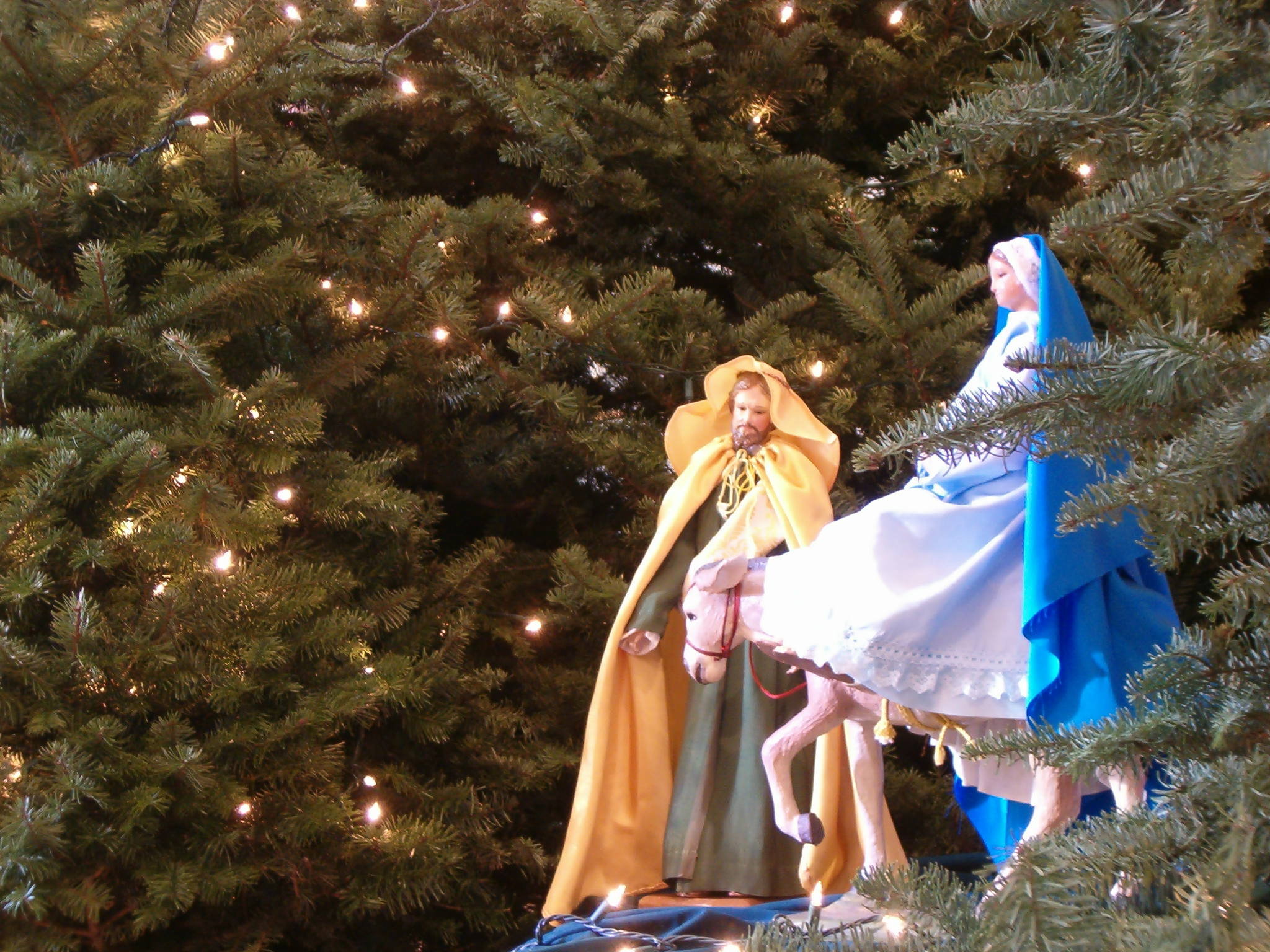 Mary and Joseph: Advent