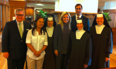 Carmelite Sisters and Friends
