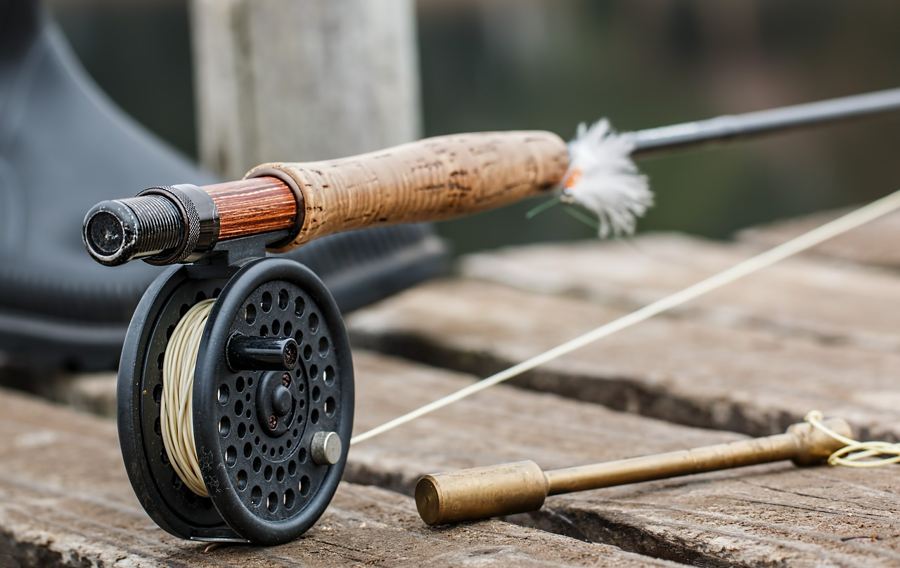Fly Fishing Pole