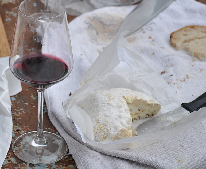 Wine & Cheese Social | December 11