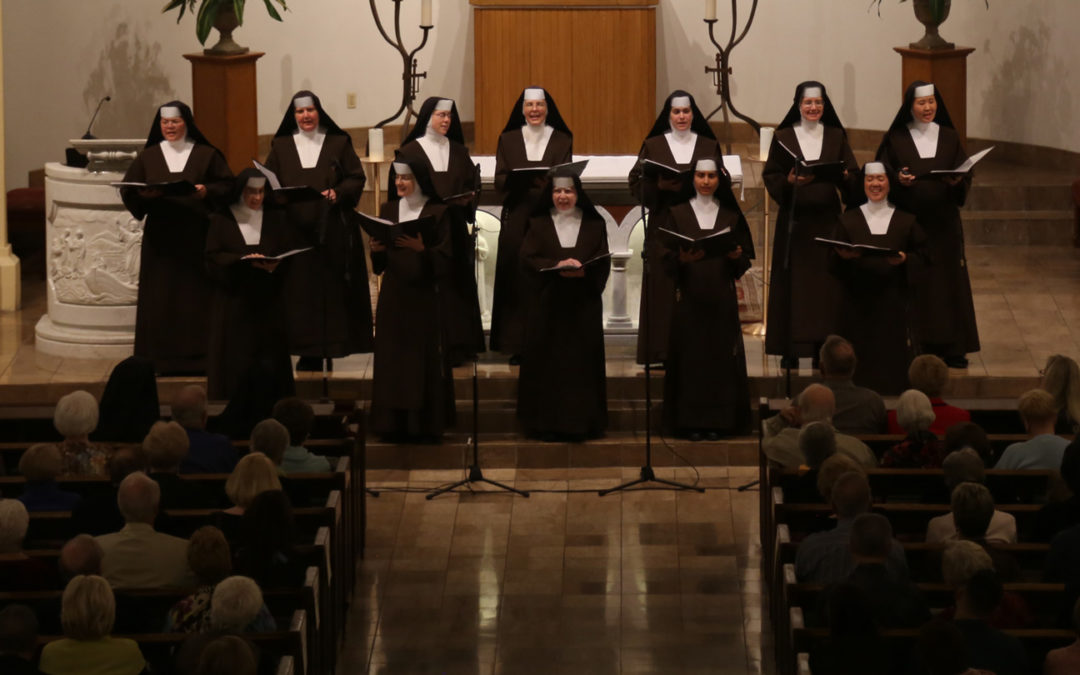 Marian Concert with the Carmelite Sisters and Credo Catholic Choir